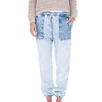 COMBINED BAGGY JEANS - JEANS - WOMAN - PULL&BEAR United Kingdom