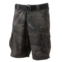 Lee Camouflage Ripstop Cargo Shorts - Men, Size: