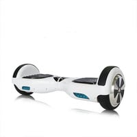 White Mini Smart Self Balancing Hoverboard