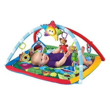 Baby Educational Portable Mobile Tummy Time Activity Play Musical Mat Gym