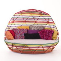 Moroso Tropicalia - Daybed   Patricia Urquiola   other outdoor products at Stylepark