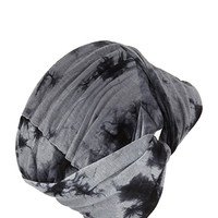 Surreal Tie-Dye Headwrap