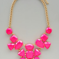Fuchsia Mattise Necklace