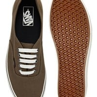 Vans Authentic Plimsolls