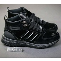 Adidas Ultra Boost Women Men Running Sport Casual Shoes Sneakers Black I-HAOXIE-ADXJ
