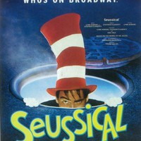 Seussical 11x17 Broadway Show Poster (2000)