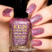 FUN Lacquer Rose Land (Spring 2016 Collection)