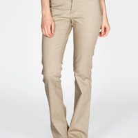 Dickies The Worker Womens Pants Khaki  In Sizes
