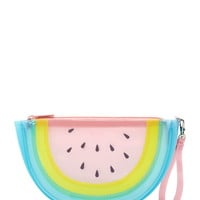 Watermelon Makeup Bag