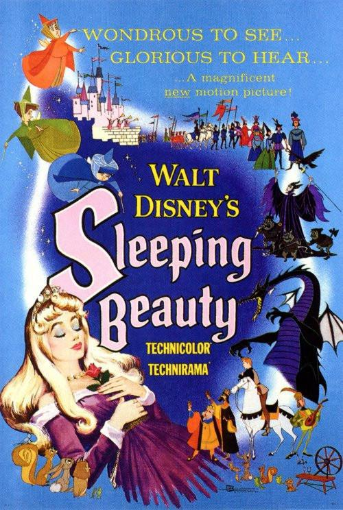 Image of Sleeping Beauty 27x40 Movie Poster (1959)