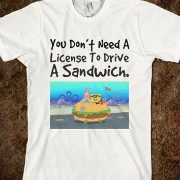 Don't Need A License