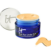 IT Cosmetics Bye Bye Under Eye Corrector Concentrate Cream — QVC.com