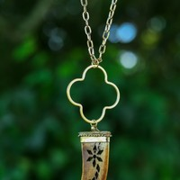 Always in Control Necklace