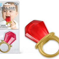 CHILL BABY BETTY BLING TEETHER