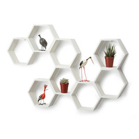 Honeycomb Shelf