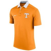Nike Tennessee Volunteers Elite Coaches Dri-FIT Performance Polo