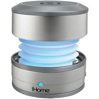 Ihm Color-changing Bluetooth Portable Mini Speaker System