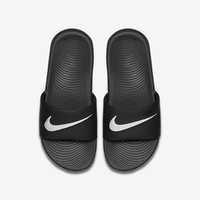 The Nike Kawa Little/Big Kids' Slide.