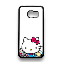 Hello Kitty And Friends Samsung Galaxy S6 Case
