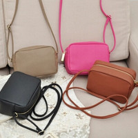 H&M Fashion Classic Square Pillow Mini Bags Branded Leather Shoulder Bag HM Women Handbags-in Crossbody Bags from Luggage & Bags on Aliexpress.com | Alibaba Group