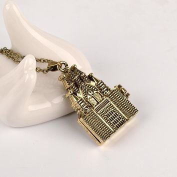 Gift Stylish Shiny Jewelry New Arrival Harry Potter Accessory Necklace [7831854087]
