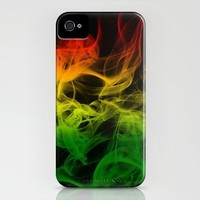 Smoke iPhone Case by haleyivers | Society6