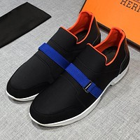 Boys & Men Hermes Fashion Casual Sneakers Sport Shoes