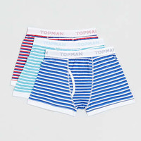 Multi Coloured Underwear 3 Pack