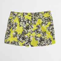 "Factory 3"" printed boardwalk pull-on short : 3"" 