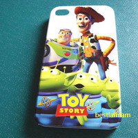Toy Story  hard case back cover for iphone 4 4S 4G