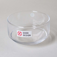 Hard Strong Glass Stacking Bowl