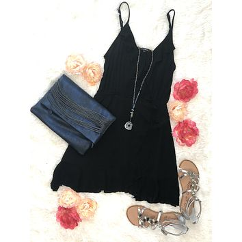 This is for Me Dress - Black
