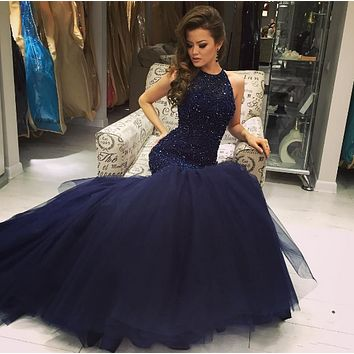 Prom Dress For Teens, Prom Dresses, Evening Gown, Graduation School Party Gown, Winter Formal Dress, DT0200