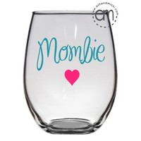 Mombie Zombie, Mom Life, Mother's Day Gift, Gifts For Mom
