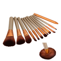 [BIG SALE] on 12 Piece Makeup Brush Set