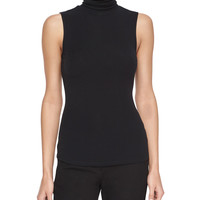 Wendel Sleeveless Knit Top, Size: