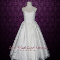 Petite Size Ball Gown Wedding Dress with Thin Straps   Hannah
