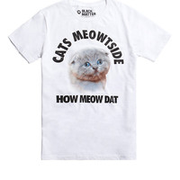 Cats Meowtside T-Shirt