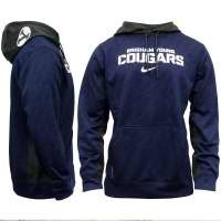 BYU Bookstore - 2013 Nike Therma-Fit Cougars BYU Hoodie