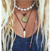 Gift Shiny New Arrival Jewelry Stylish Accessory Hot Sale Necklace [11731778383]