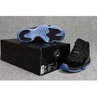 Air Jordan 11 Black Gamma