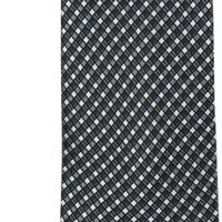 Geoffrey Beene Men's Matrix Neat Silk Tie with Gift Box