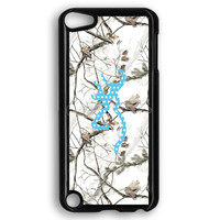 Browning Turquoise Chevron iPod Touch 5 Case