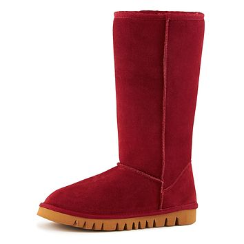 Women's Everest Boots Red
