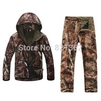 Professional Outdoor Breathable Hunting Clothes Waterproof Hunting Jacket Suits for Hunter