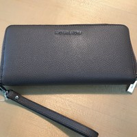 Michael Kors Mercer Travel Leather Wallet