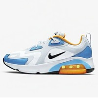 Nike Air Max 200 Fashion New Hook Contrast Color Sports Leisure Shoes Women