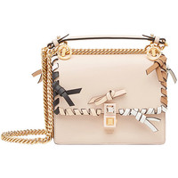 Fendi Kan I Small Shoulder Bag - Farfetch