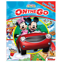 Disney Mickey Mouse Clubhouse Book - ''On the Go'' | Disney Store