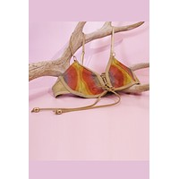 She's A Rainbow ★ Uschi Bralette- SAMPLE